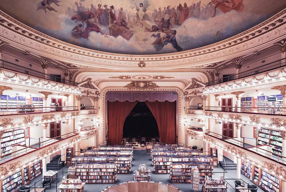 11. Bibliotheque Nationale de France, Salle Ovale, Paris, 1868. Национальная библиотека Франции — од