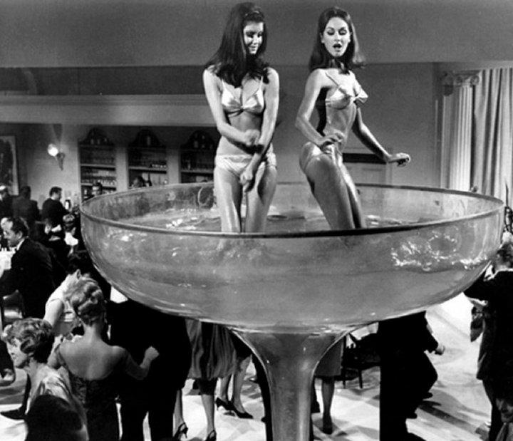 8. Новогодняя вечеринка, 1960-е