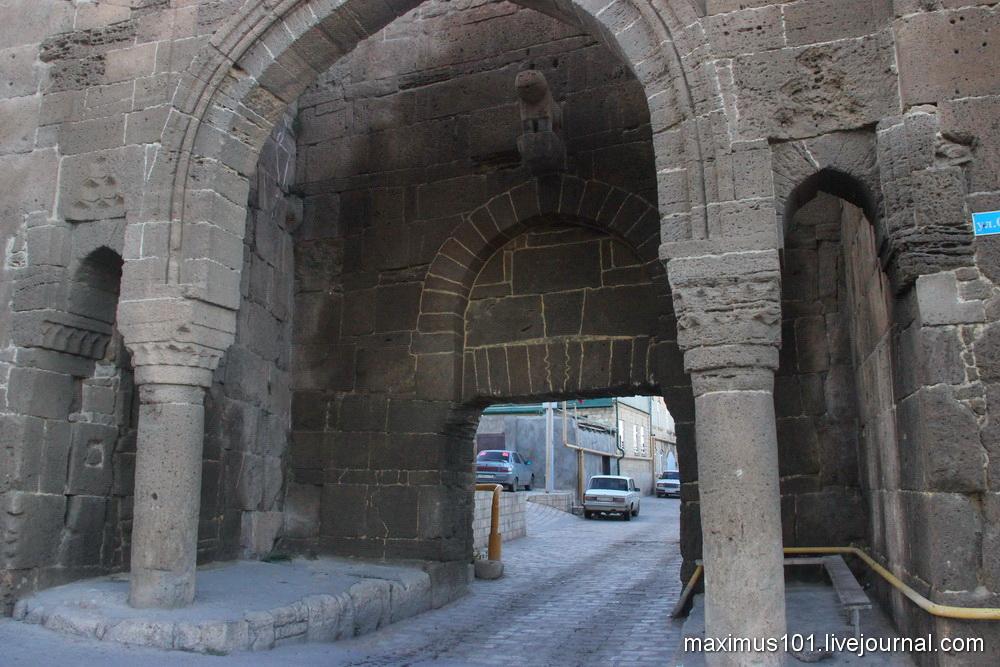 Длинные стены Дербента
