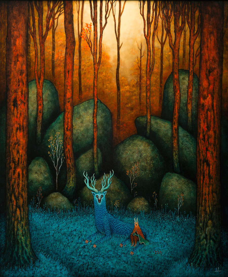 Prismatic By Andy Kehoe