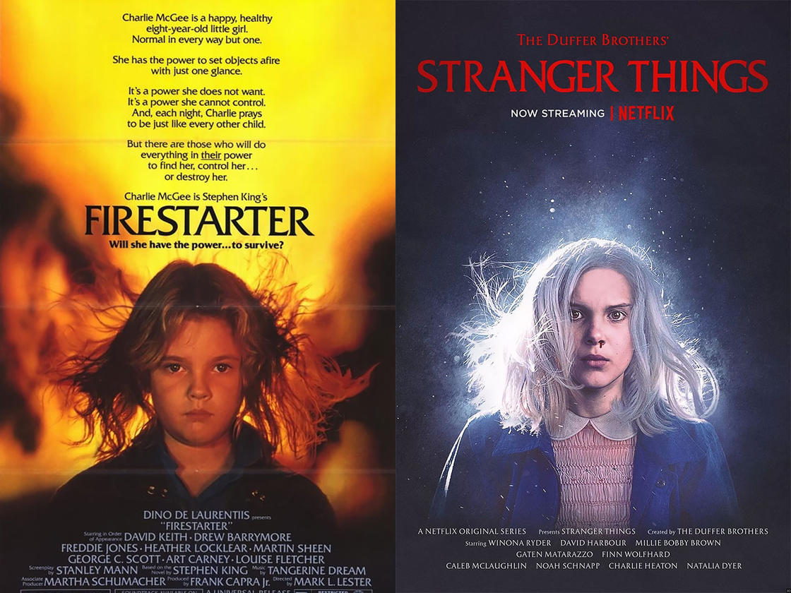 Stranger Things – New posters in tribute to cult movies from the 80s (15 pics)