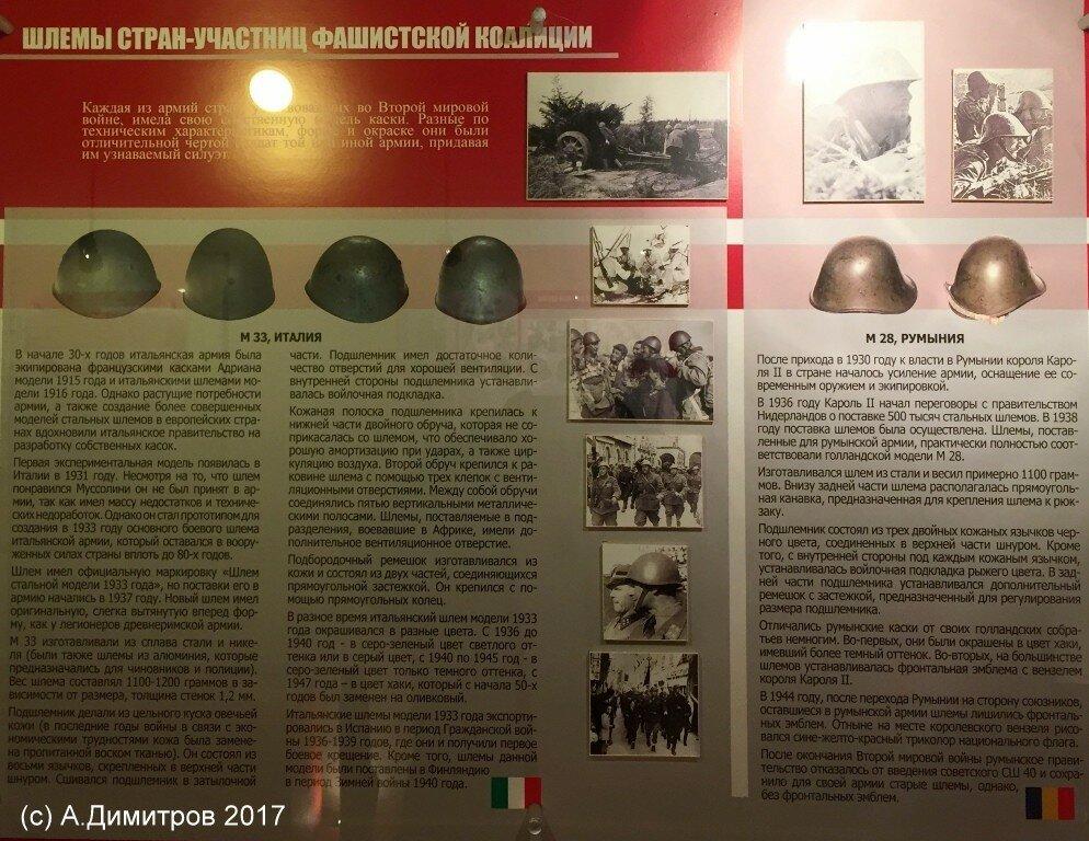 Музей каски