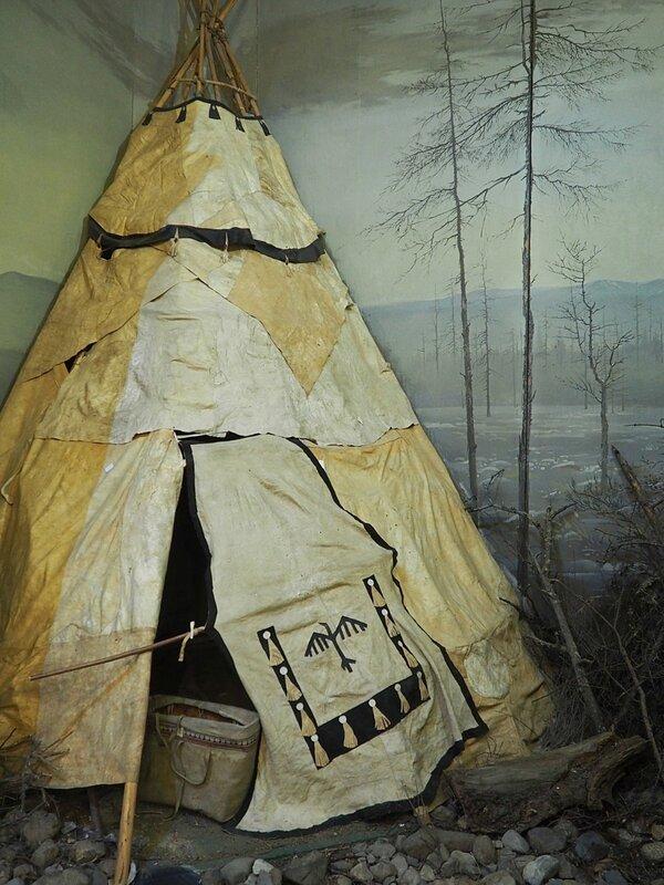 Хабаровск, краеведческий музей (Khabarovsk, local history museum)