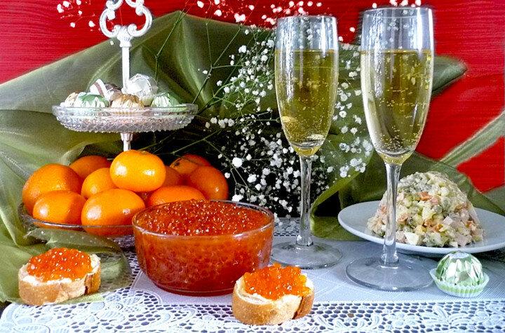 Где самые дешевые продукты для новогоднего стола? Обзор супермаркетов