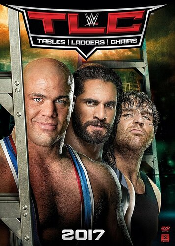 Post image of WWE Tables, Ladders & Chairs 2017
