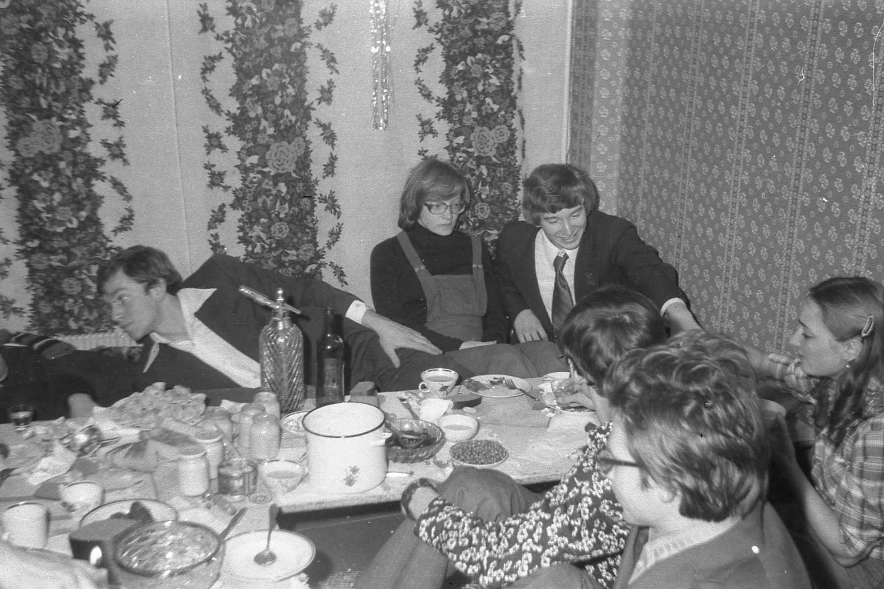 1978-1979. Новый год у Джона