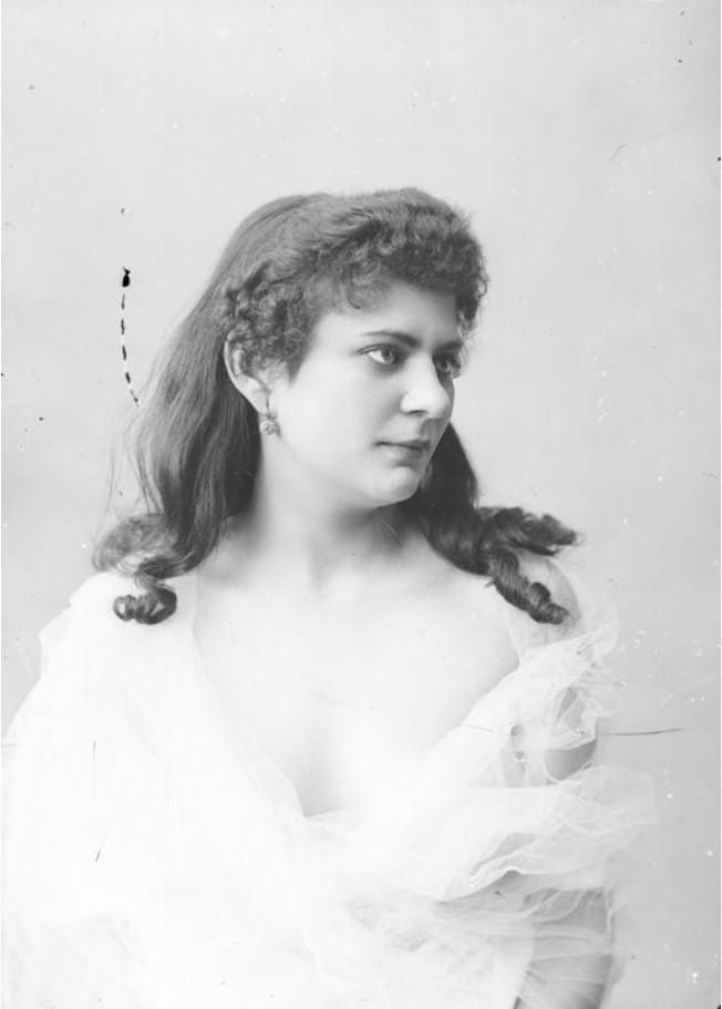 1913. Коваковская - шансонетка Нижегородской ярмарки