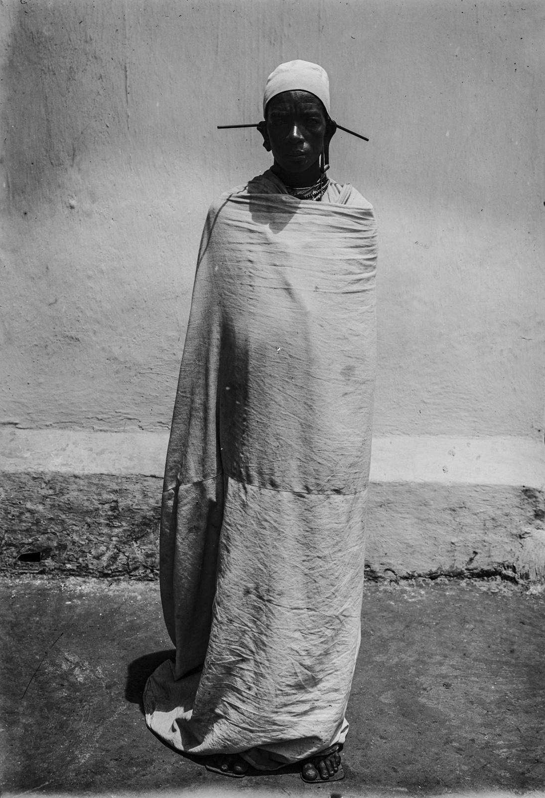 178. Портрет одного из вождей чагга