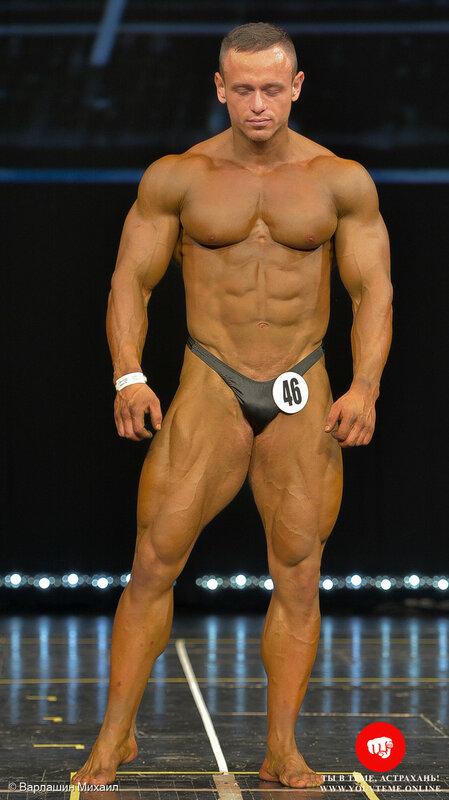 Категория: Бодибилдинг - мужчины 90кг. Чемпионат России по бодибилдингу 2017