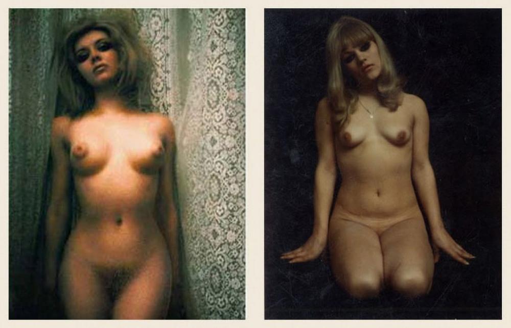 Эротические полароиды из архива Карло Моллино