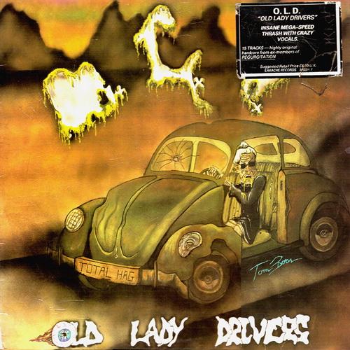O.L.D - Discography (1988-1995)