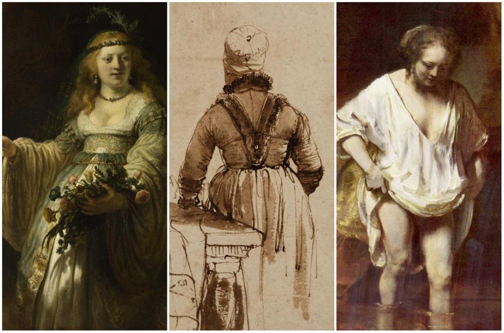 Три музы Рембрандта