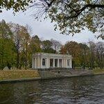 Осень Михайловский сад P1150854