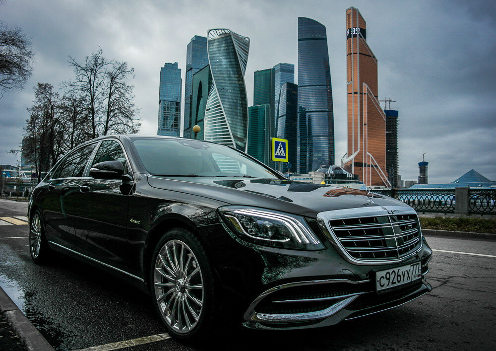 Король Mercedes-Maybach