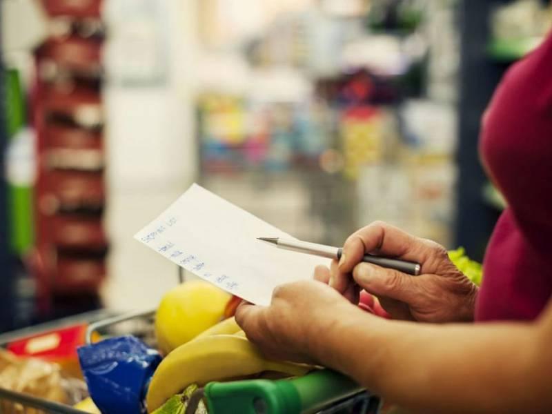 Куряне тратят треть семейного бюджета на еду