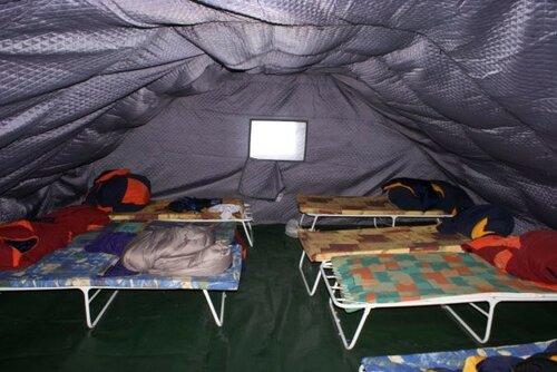 палатк