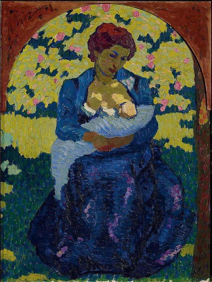 Giovanni Giacometti - The Mother.jpg