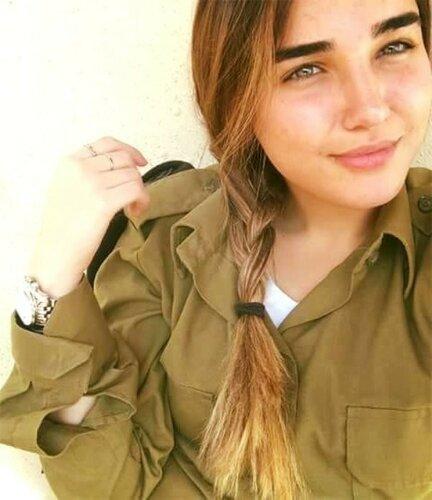 0 179dea 9d84088b L - В израильской армии есть, на что посмотреть