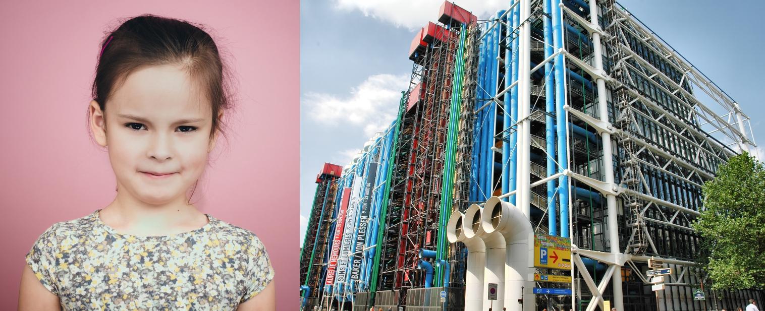 Как дети реагируют на мировые архитектурные шедевры