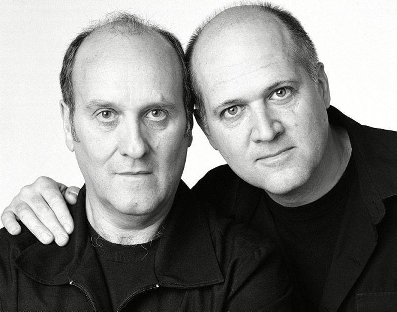 8. Норман Левеск и Клод Моффет похожи «прическами», так сказать, но главное — они оба «на одно лицо»