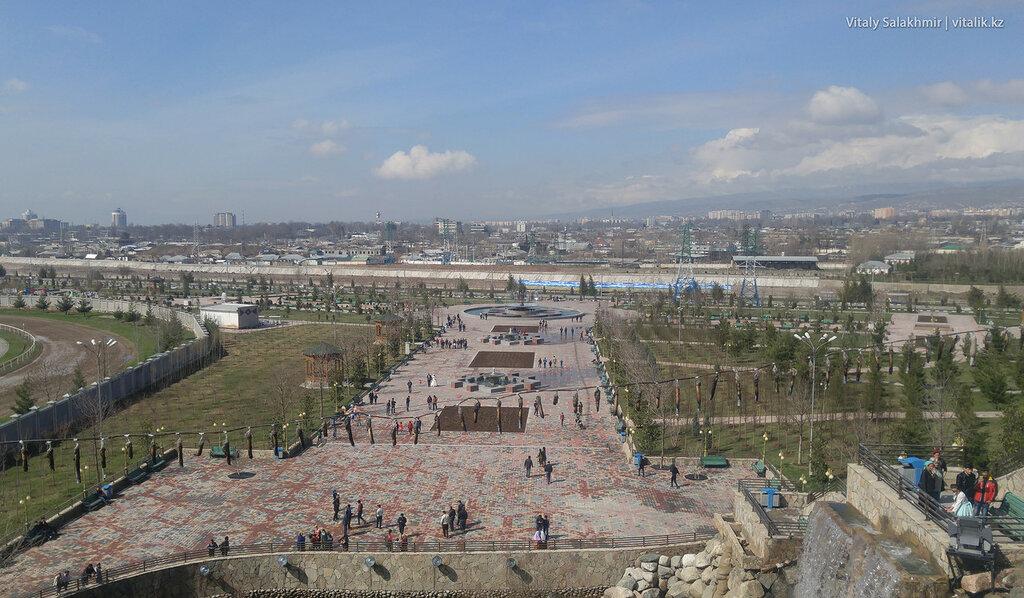 Душанбе 2017