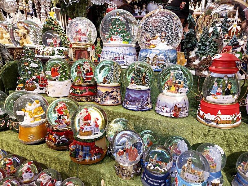 Рождественский тур по Баварии. Декабрь 2017