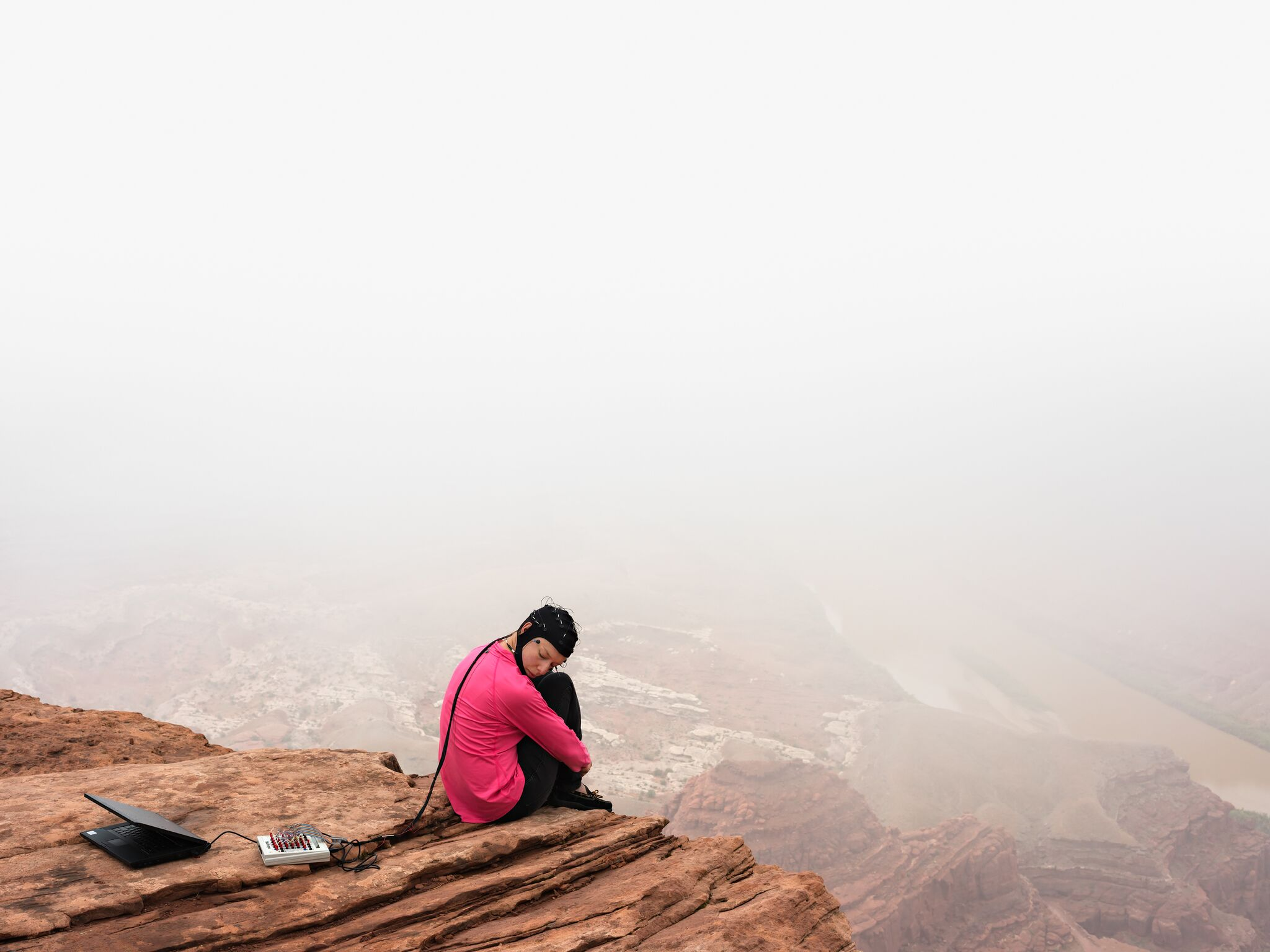 Human Nature Book by Lucas Foglia (7 pics)