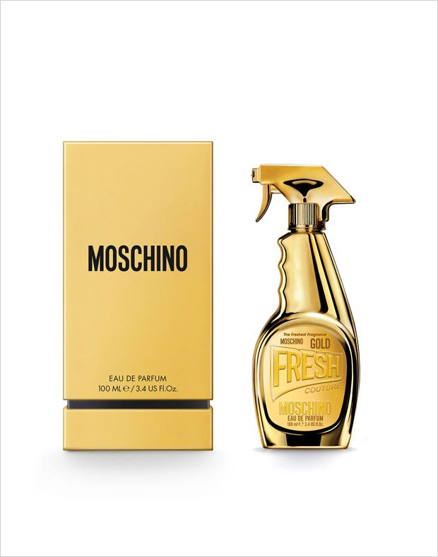 MOSCHINO GOLD FRESH COUTURE FRAGRANCE 2017
