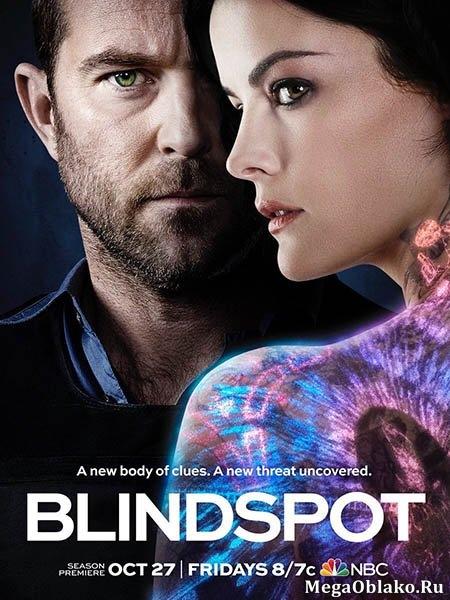 Слепая зона / Blindspot - Полный 3 сезон [2017, WEB-DLRip | WEB-DL 1080p] (LostFilm)