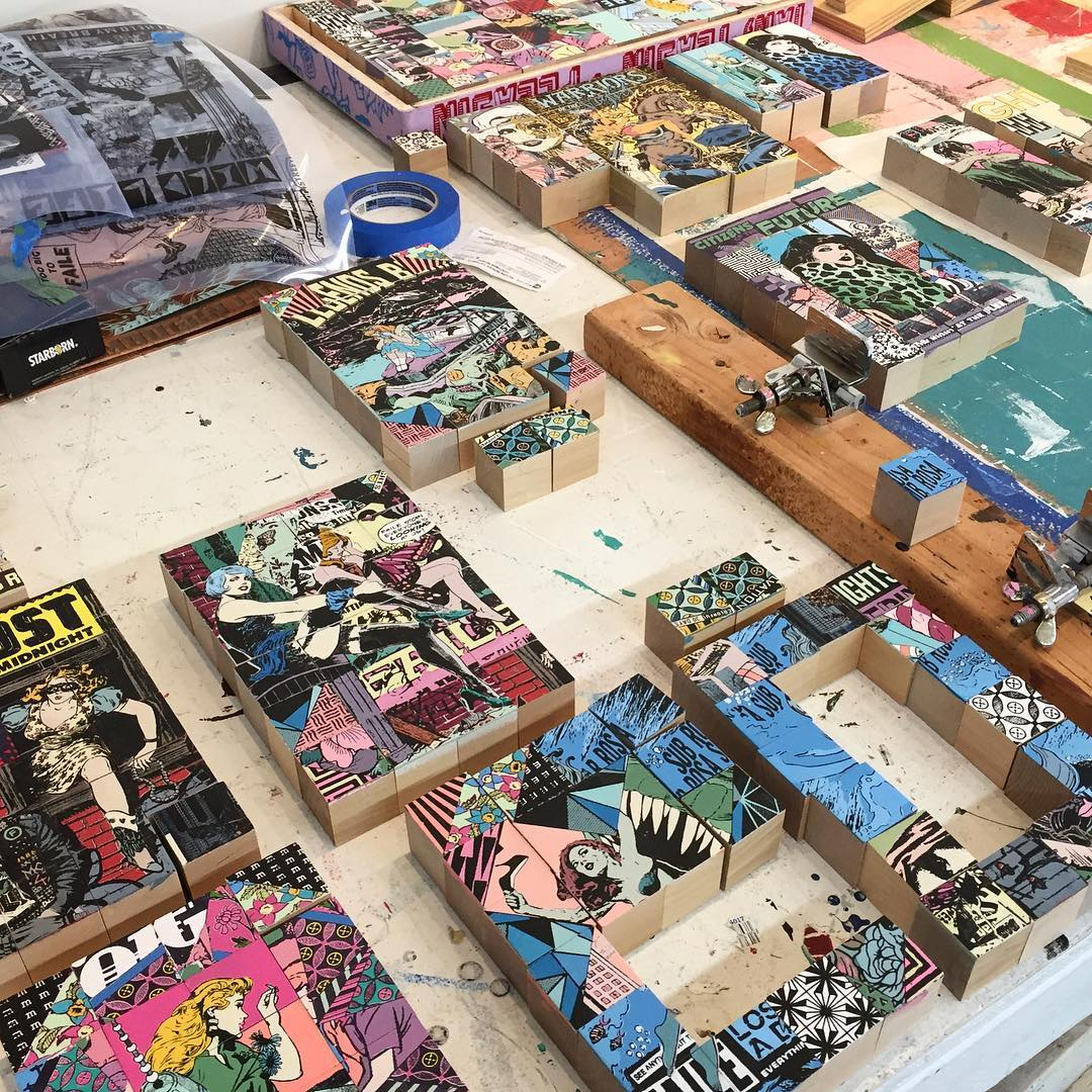 Upcoming: Faile -