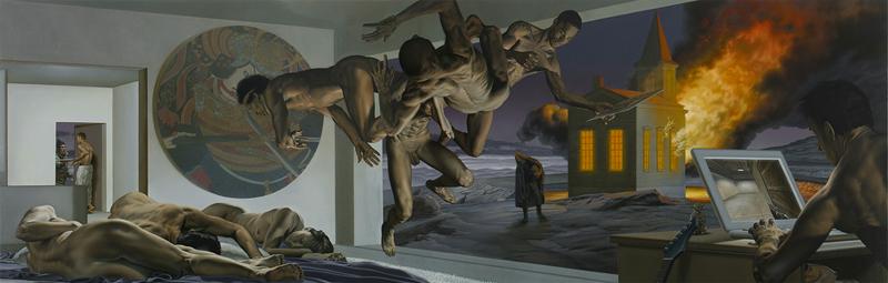 Artist - Nicola Verlato