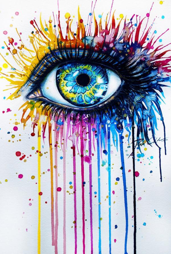 Stunning Eye Art - Svenja Jodicke