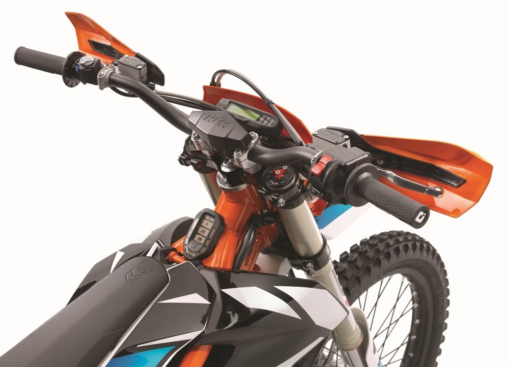 Электрический эндуро KTM Freeride E-XC 2018