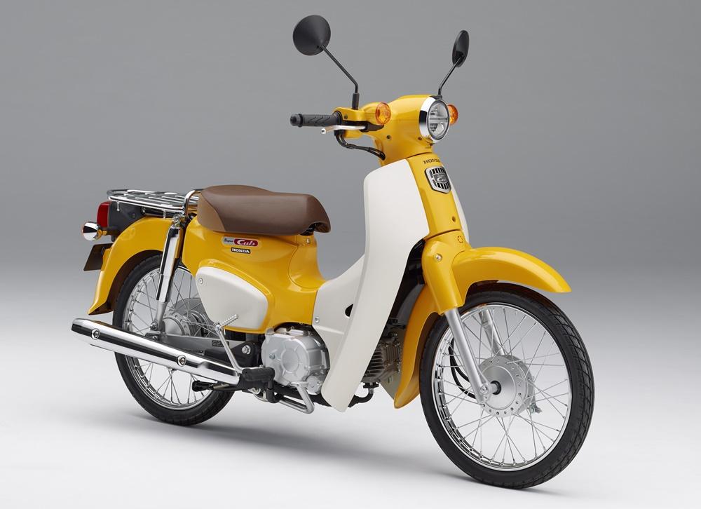 Cкутеретты Honda Super Cub 110 / Honda Super Cub 50 2018