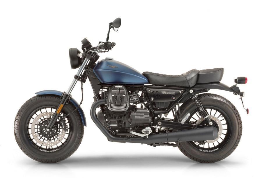 Мотоциклы Moto Guzzi V9 2018