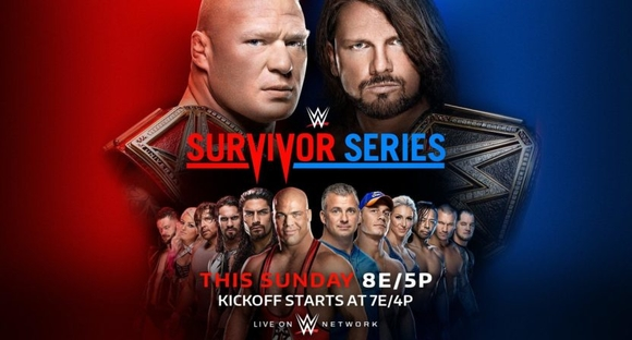 Post image of [Несерьезный обзор]: Survivor Series 2017, Моль version