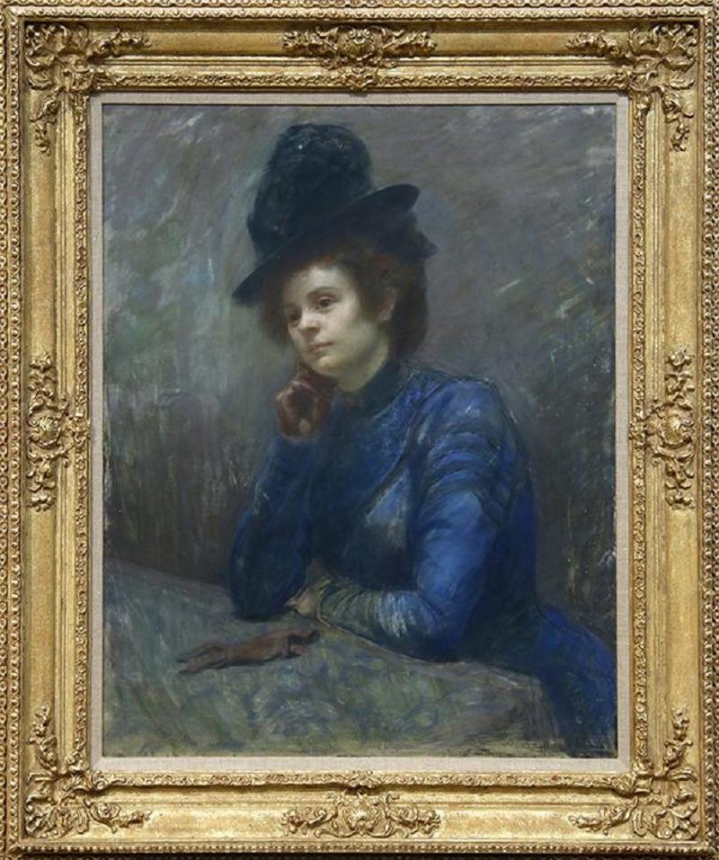Femme en Contemplation
