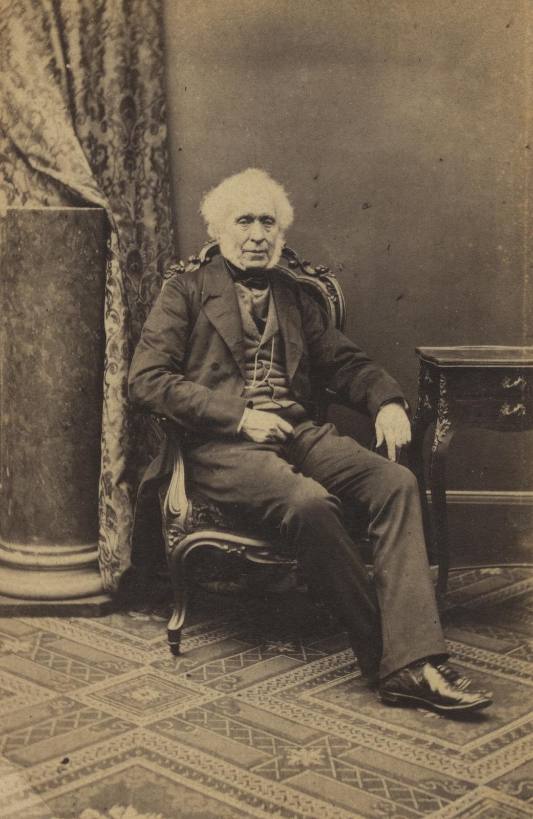 1855. Сэр Дэвид Брюстер