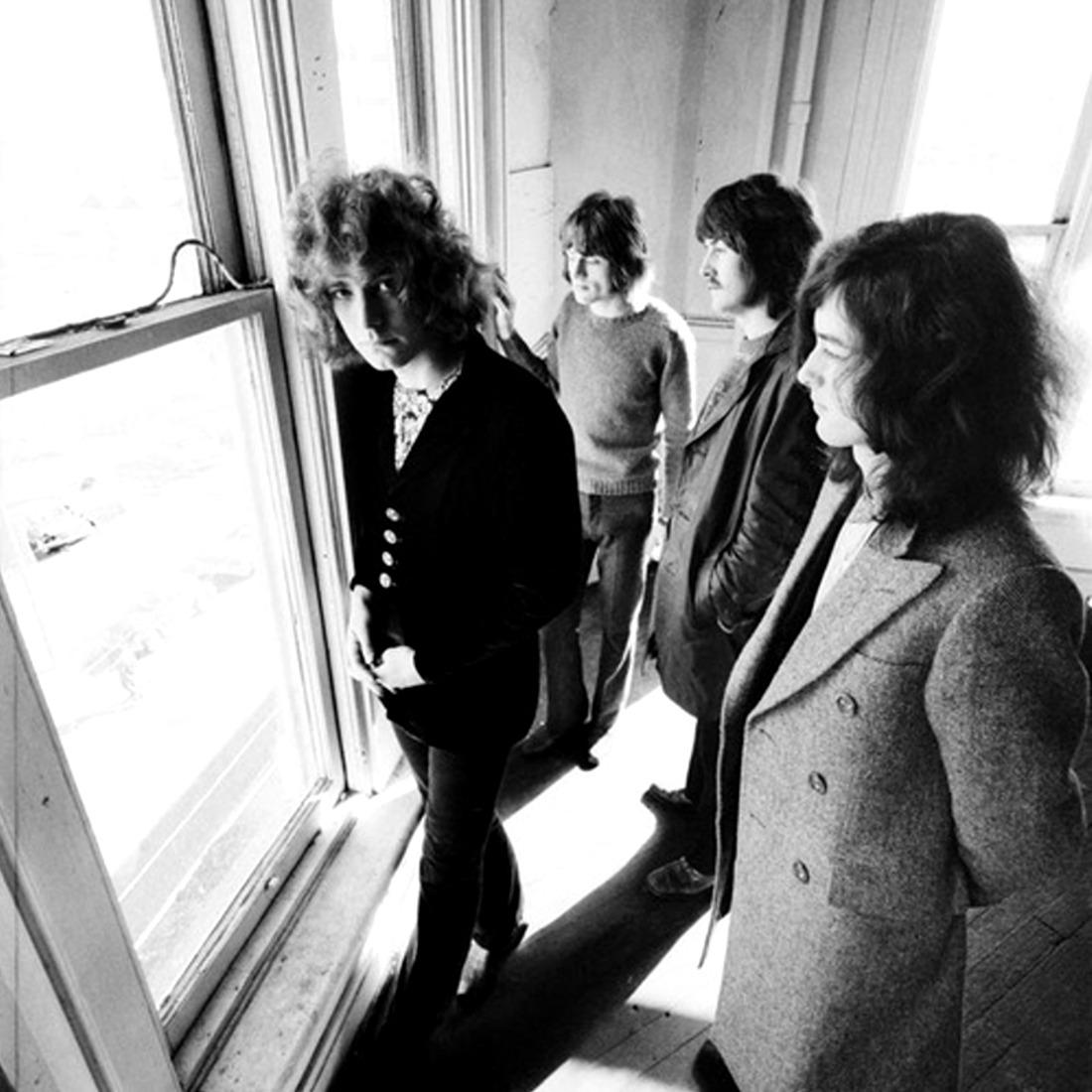 1969. «Led Zeppelin»
