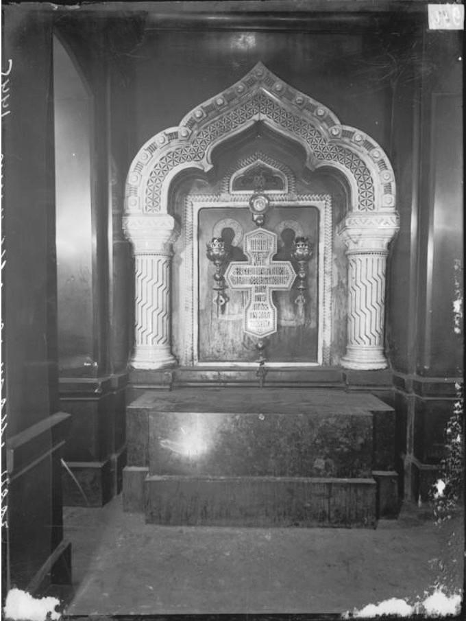 Гробница Козьмы Минина (фрагмент) в Спасо-Преображенском кафедральном соборе