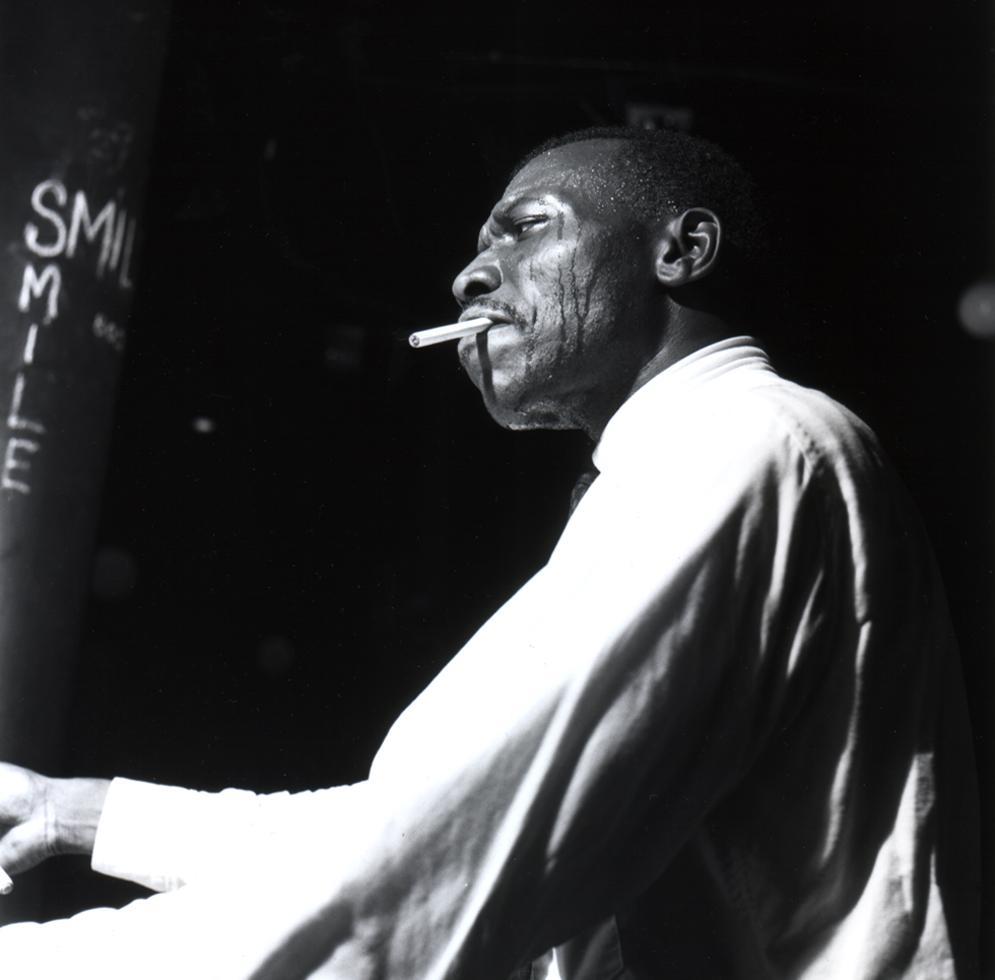 1961. Элвин Джонс