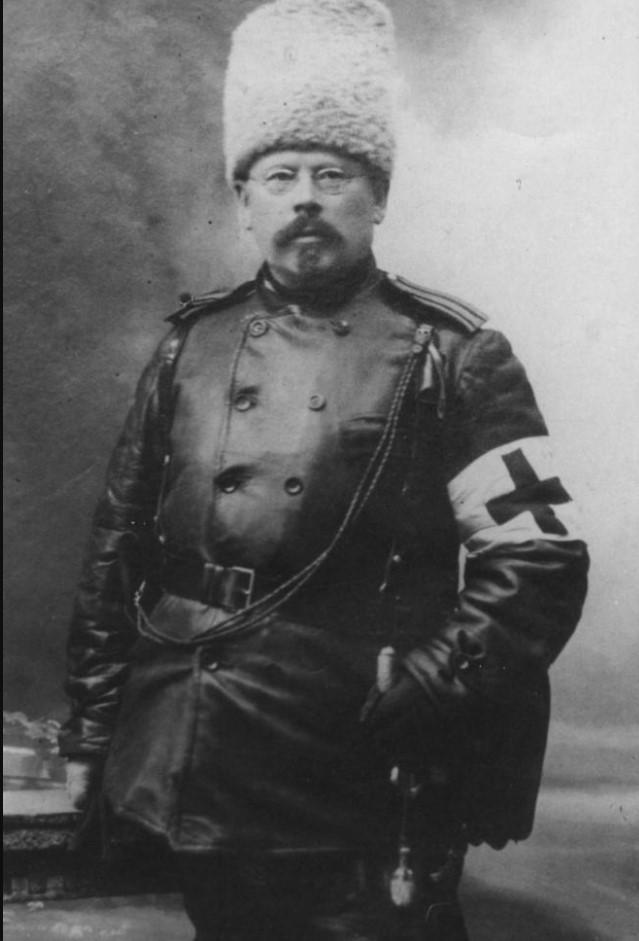 Вениамин Львович Волк, земский врач