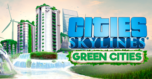 Cities: Skylines - Green Cities (2017/RUS/ENG/MULTi8)