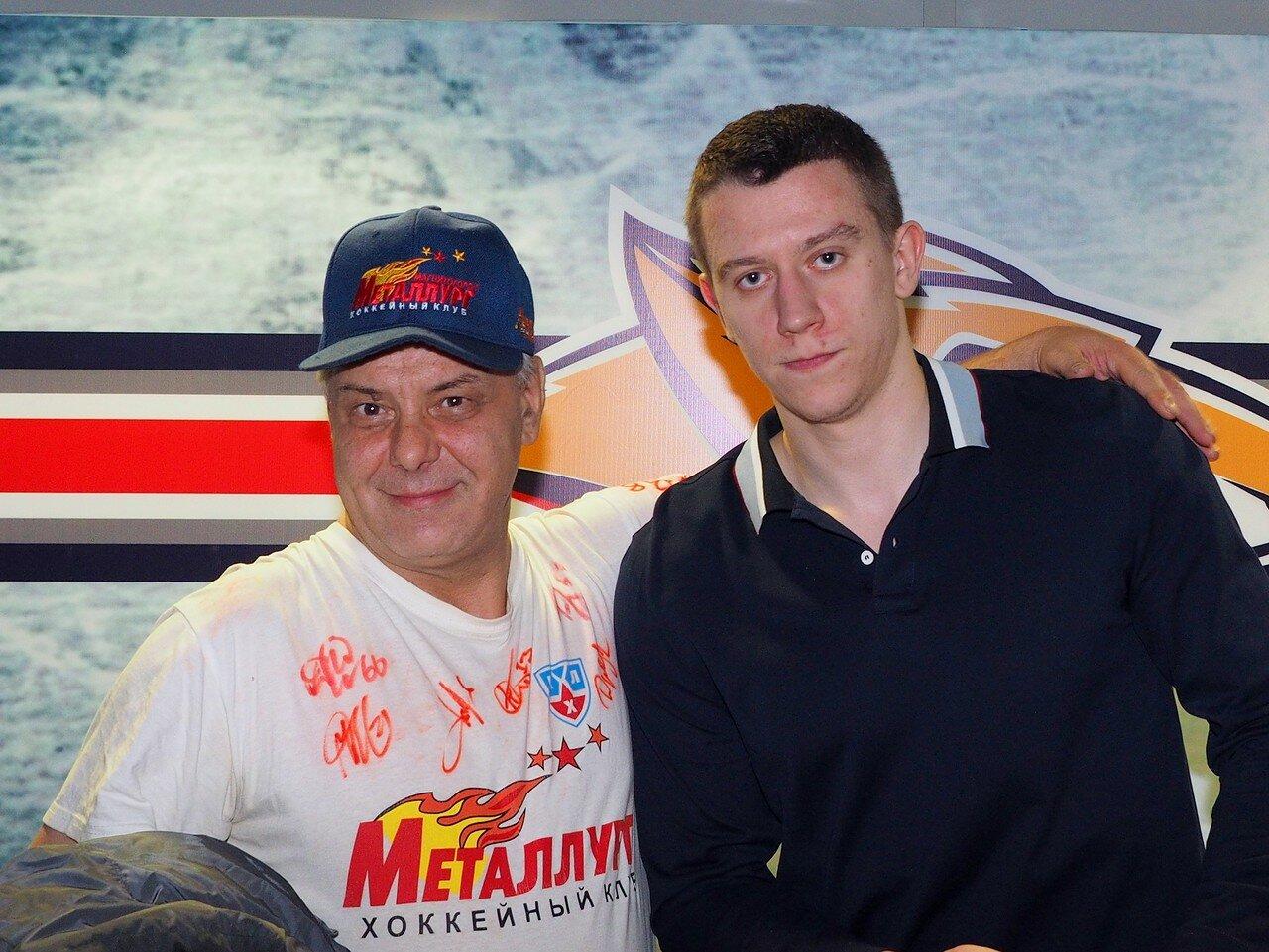 214 Металлург - ЦСКА 18.10.2017