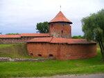 Литовская средневековая крепость..JPG
