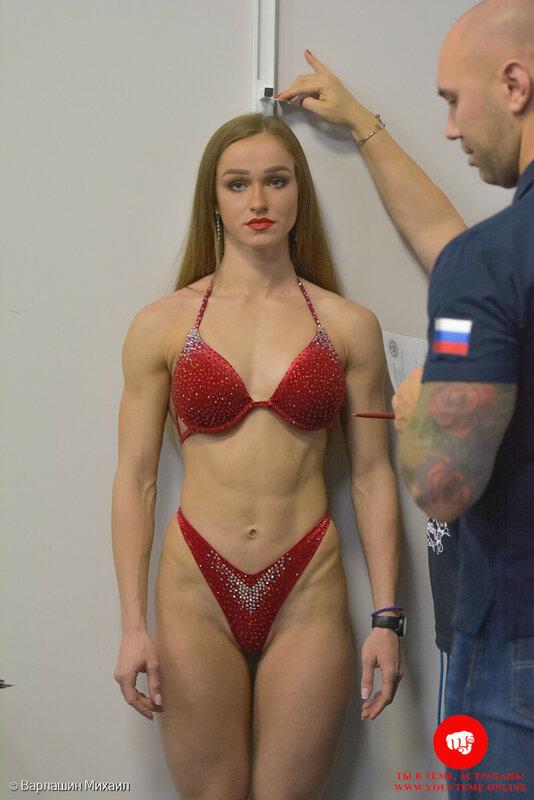 Чемпионат России по бодибилдингу в Астрахани (Регистрация)