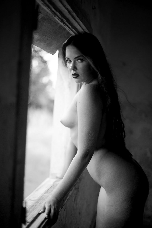 Снимки в жанре «Ню» Jacob Gontmacher