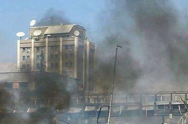 Посольство РФ в Сирии попало под минометный обстрел