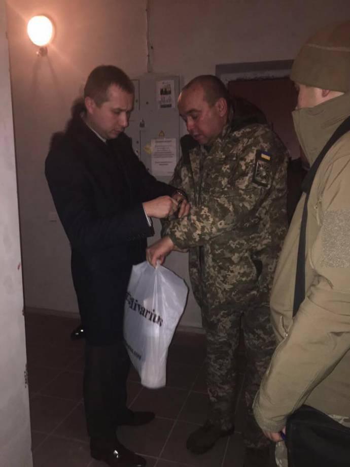 Арестованный начальник ХНУВС Алимпиев отказался от внесения залога: защита намерена подавать апелляцию. ВИДЕО