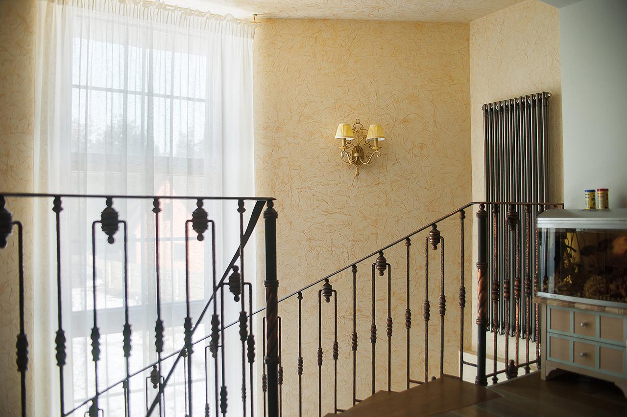 интерьер холла 2-ой этаж. фотограф Кирилл Толль